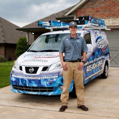 Comfort Care Heating and Air LLC Oklahoma City, OK Thumbtack