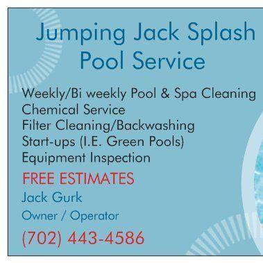 Jumping Jack Splash Pool Service Las Vegas, NV Thumbtack