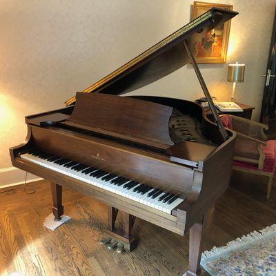 Arthur Bakopolus piano tuning Methuen, MA Thumbtack