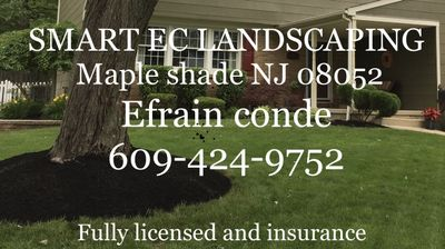 Smart EC LANDSCAPING llc Maple Shade, NJ Thumbtack