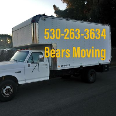 Bear's Moving Pleasanton, CA Thumbtack