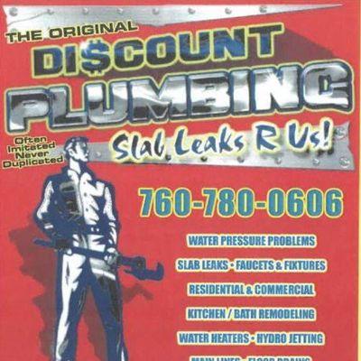 Discount Plumbing Victorville, CA Thumbtack