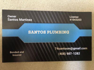 Santos Plumbing San Jose, CA Thumbtack