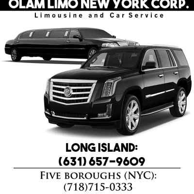 Olam Limousine New York Corp Islandia, NY Thumbtack