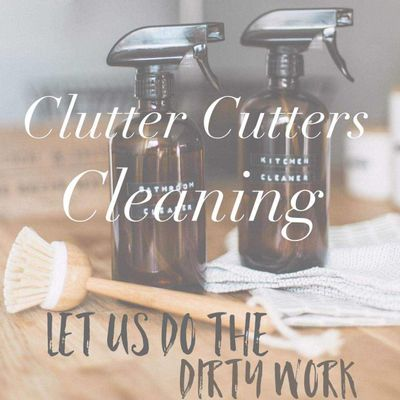 Clutter Cutters Cleaning Winder, GA Thumbtack