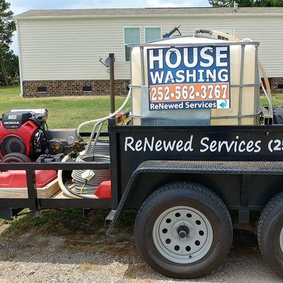 ReNewed Services  (Pressure & Soft Washing) Elizabeth City, NC Thumbtack