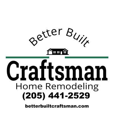 Better Built Craftsman LLC Pinson, AL Thumbtack