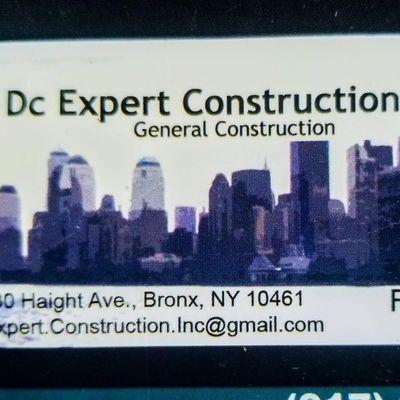 DC Expert Construction Bronx, NY Thumbtack