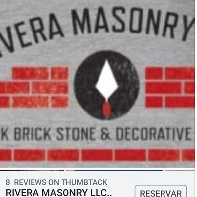 RIVERA MASONRY LLC..  cinder block brick concrete Middletown, NY Thumbtack