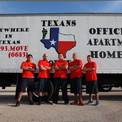 Texans Movers Houston, TX Thumbtack
