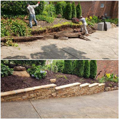 Vista landscaping services Roswell, GA Thumbtack
