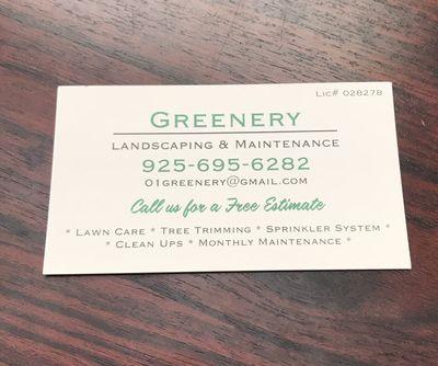 Greenery Landscaping & Maintenance Pittsburg, CA Thumbtack
