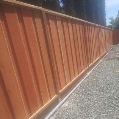 Brother's drainage & fence Hayward, CA Thumbtack