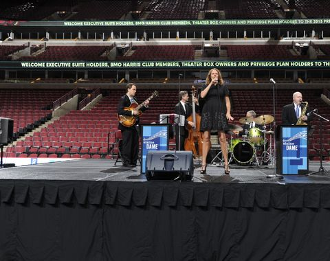 Suite Holders Event at the United Center