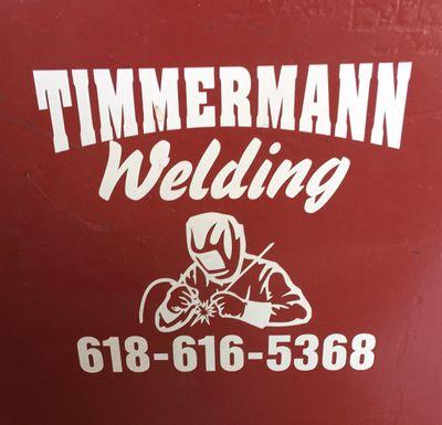 Timmermann Welding Mascoutah, IL Thumbtack