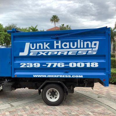 Junk Hauling Express Naples, FL Thumbtack