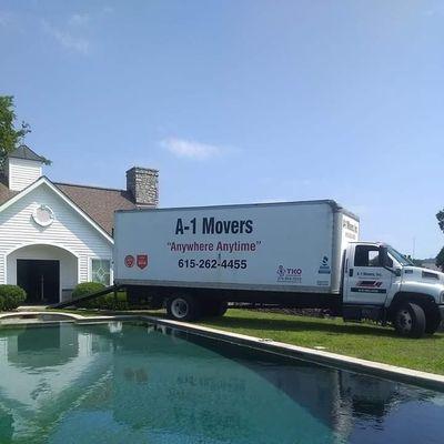 A-1 Movers Anywhere Anytime Nashville, TN Thumbtack