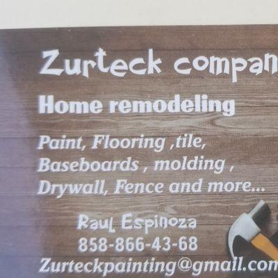 zurteck company Escondido, CA Thumbtack