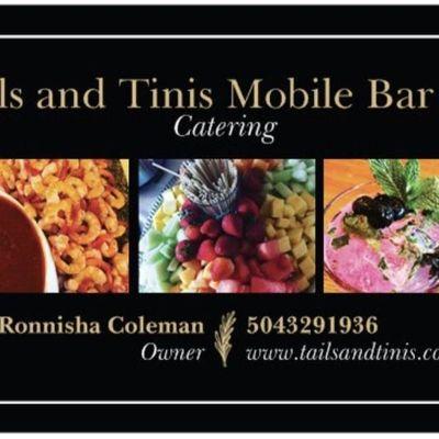 Tails and Tinis, LLC Gonzales, LA Thumbtack