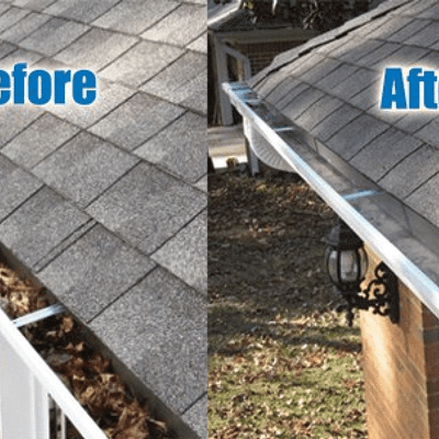 Lake County Gutter Cleaning Lake Bluff, IL Thumbtack