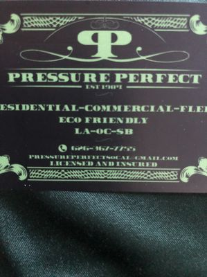 Pressure Perfect Upland, CA Thumbtack