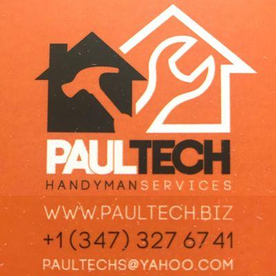 Paultech Handyman Service New York, NY Thumbtack