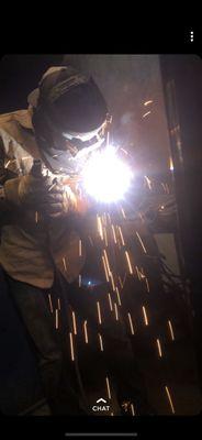 Kannon's mobile welding Spring, TX Thumbtack