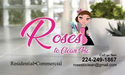 ROSES TO CLEAN INC. Elgin, IL Thumbtack