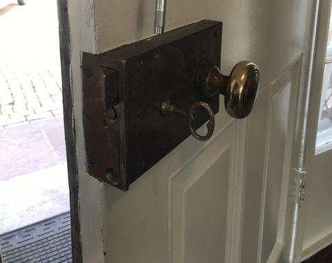August Smart Lock Deadbolt Installation