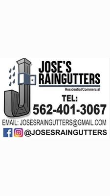Josesraingutters and sheet metal Whittier, CA Thumbtack