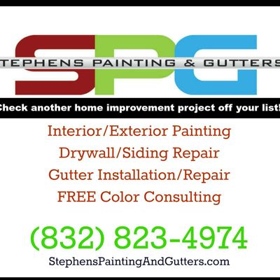 Stephens Painting and Gutters Conroe, TX Thumbtack
