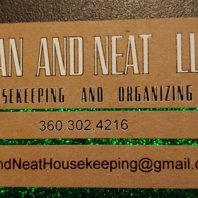 Clean and Neat LLC Sandy, OR Thumbtack