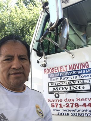 Roosevelt Moving Llc. Annandale, VA Thumbtack