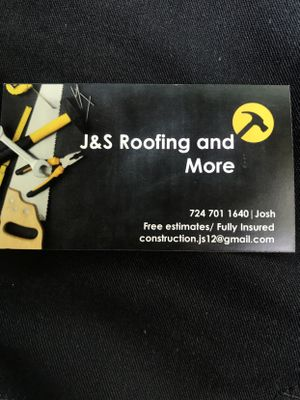 J & S Roofing and more Georgetown, PA Thumbtack