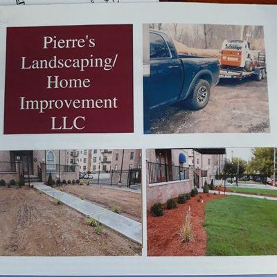 Pierre's Landscaping LLC Orange, NJ Thumbtack