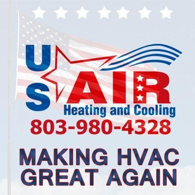 US Air Heating and Cooling Rock Hill, SC Thumbtack