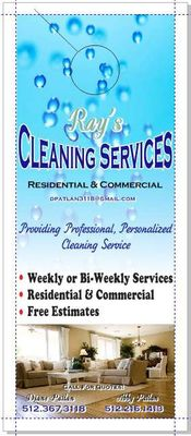 Ray's Cleaning Service Kyle, TX Thumbtack
