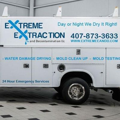 Extreme Extraction and Decontamination llc Kissimmee, FL Thumbtack