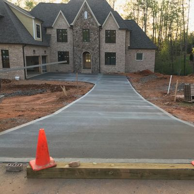 Grimes Grading and Concrete High Point, NC Thumbtack