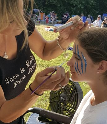PaRtY Faces ~ Professional Face and Body Painting Charlotte, NC Thumbtack