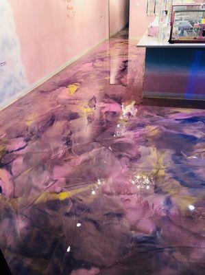 Barroso's Infinity Epoxy Flooring Fort Worth, TX Thumbtack