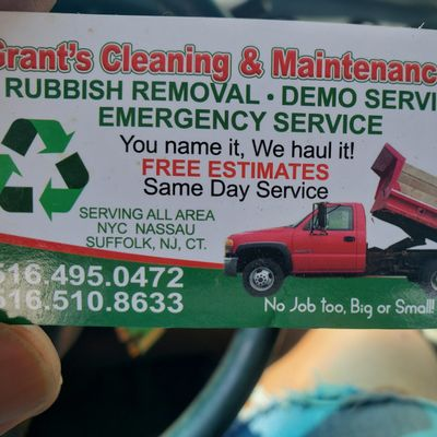 Grant's Cleaning and Maintenance Hempstead, NY Thumbtack