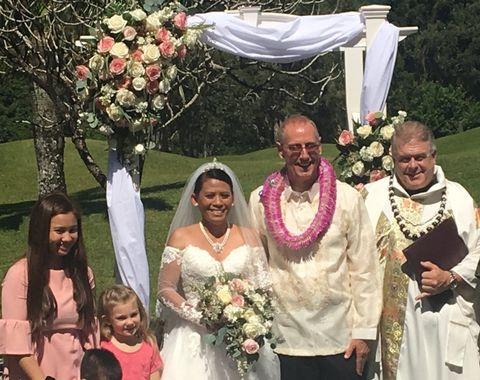 Wedding Officiant - Waipahu 2019