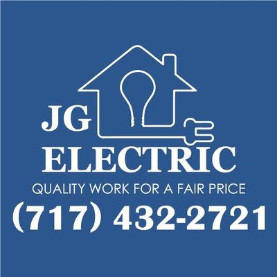 JG Electric Dillsburg, PA Thumbtack