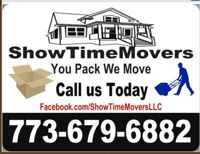 ShowTimeMovers LLC Chicago, IL Thumbtack