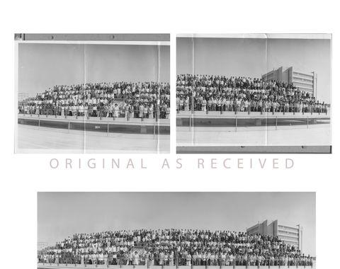 High School Photo Restoration