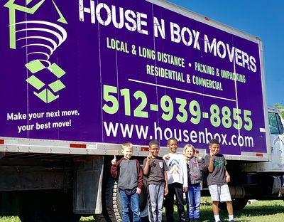 House N Box Movers Pflugerville, TX Thumbtack