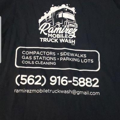 Ramirez Mobile Truck Wash LLC Norwalk, CA Thumbtack