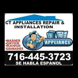 CT APPLIANCES REPAIR & INSTALLATION Buffalo, NY Thumbtack