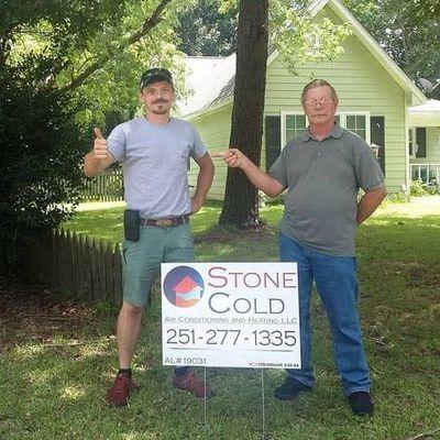 Stone Cold Air Conditioning and Heating LLC Foley, AL Thumbtack
